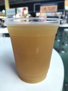 秩父麦酒 しろくま(オレンジ)その1