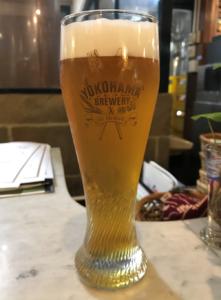 横浜ビール(ともだちウィートエール)その1