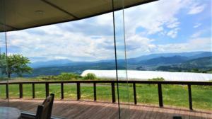 レストラン・オラホ(景色1)
