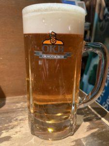 オホーツクビール(ピルスナー)