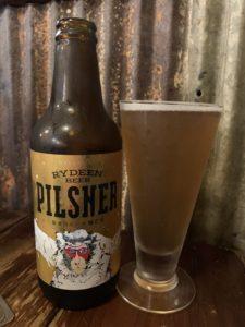RYDEEN BEER(ピルスナー) ボトル3