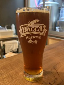 BACCA BREWING(スモークエール)