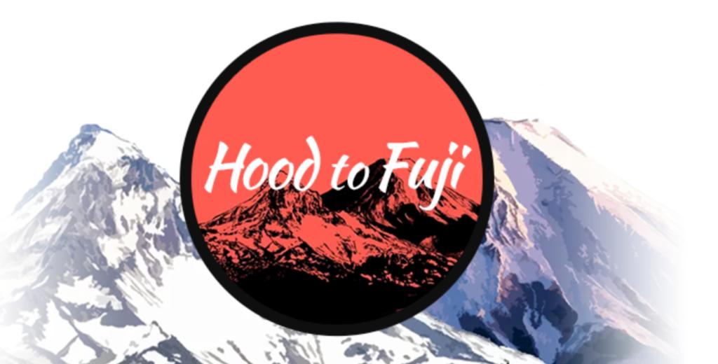 Hood to Fuji(フッド・トュ・フジ)_ロゴ2