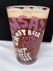 出石城山ビール(Juicy-IPA)その1