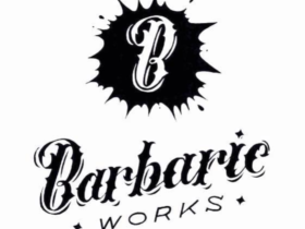 Barbaric Works(ロゴ1)