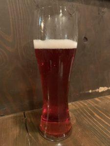 ヨロッコビール(ハイビスカス)