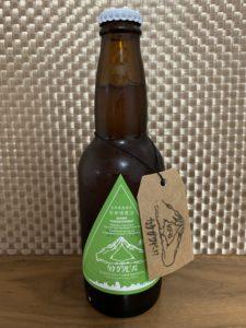カケガワビール(掛川産 深蒸し茶エール)_ボトルver.
