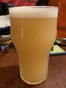 箕面ビール(桃ヴァイツェン2019)_清水白桃ver.