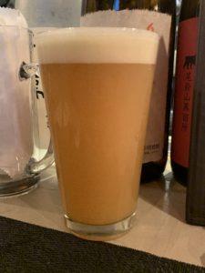 のぼりべつ地ビール鬼伝説(NEWカルルスIPA)