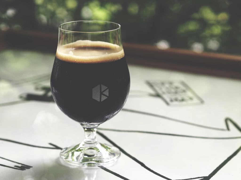 京都醸造×箕面ビール(黒猿王子(モンキープリンス)_イメージ1)