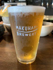 MAKUARI BREWERY(幕張IPA#1)