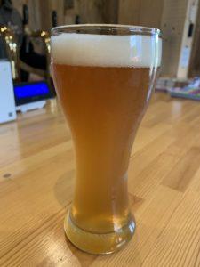 Nikko Brewing(ゆずペールエール)
