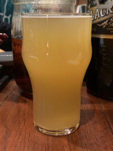 南横浜ビール研究所(ニューイングランドIPA(Ver.4.2))