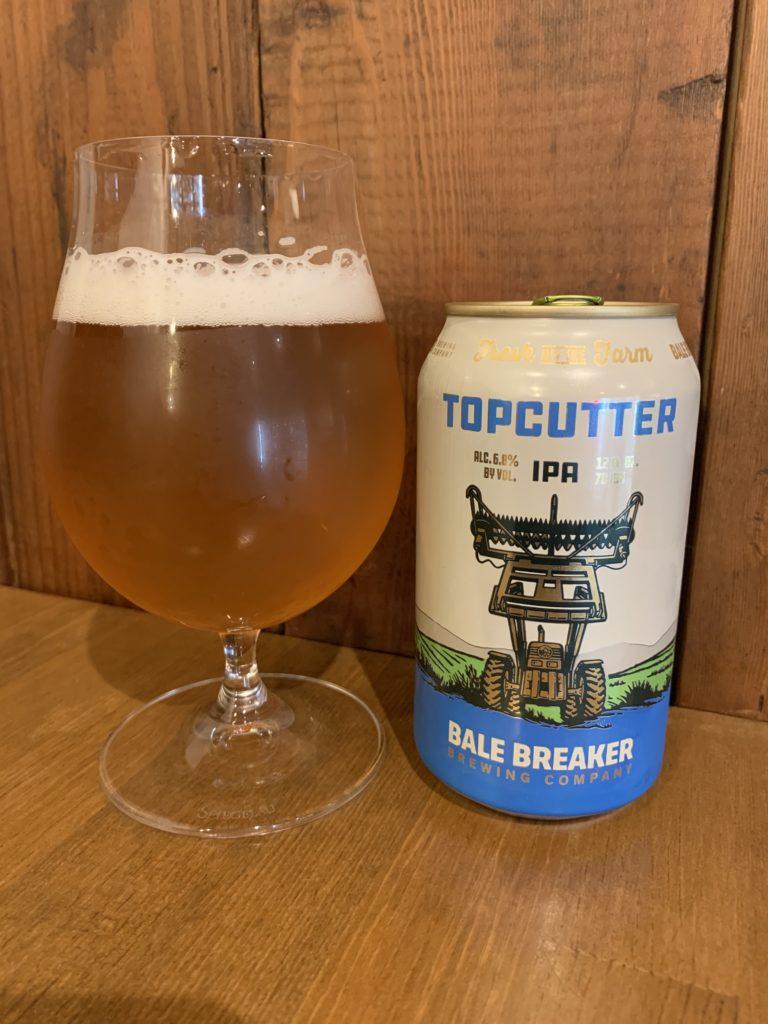 Bale Breaker Brewing(TOPCUTTER IPA)
