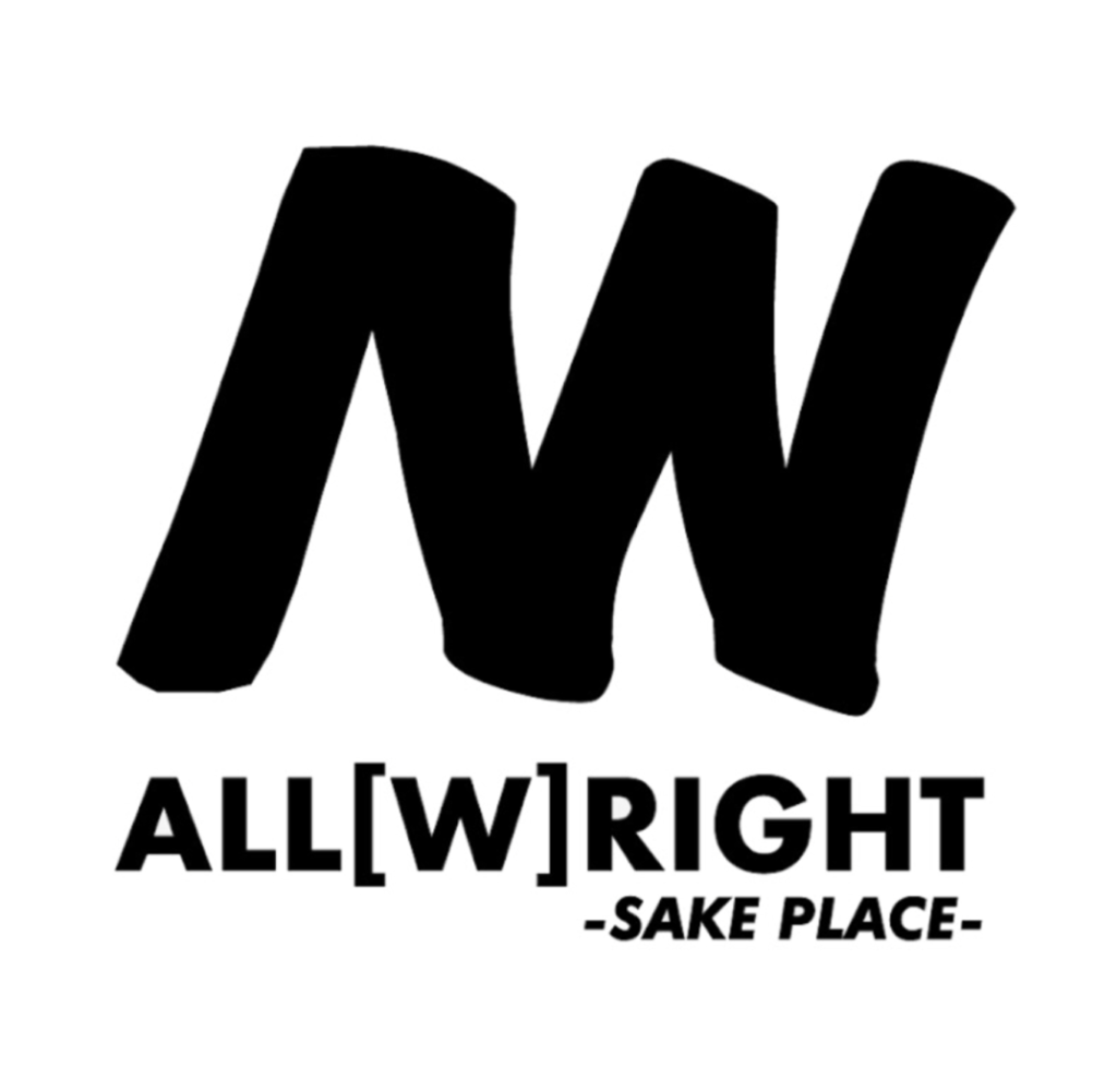 ALL[W]RIGHT(ロゴ1)