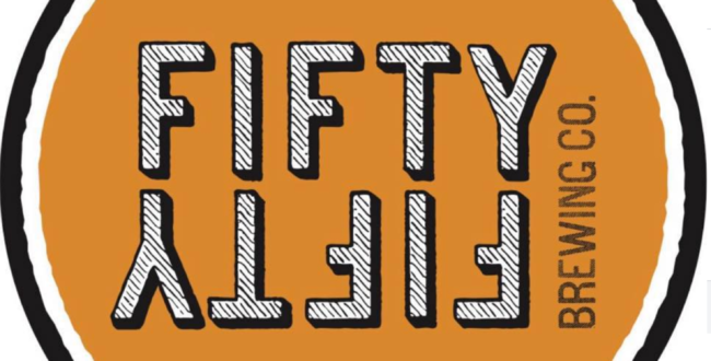 Fifty Fifty Brewing_ロゴ1