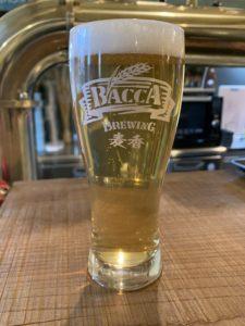 Bacca Brewing((さくらラガー)