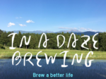 In a daze Brewing(ロゴ1)