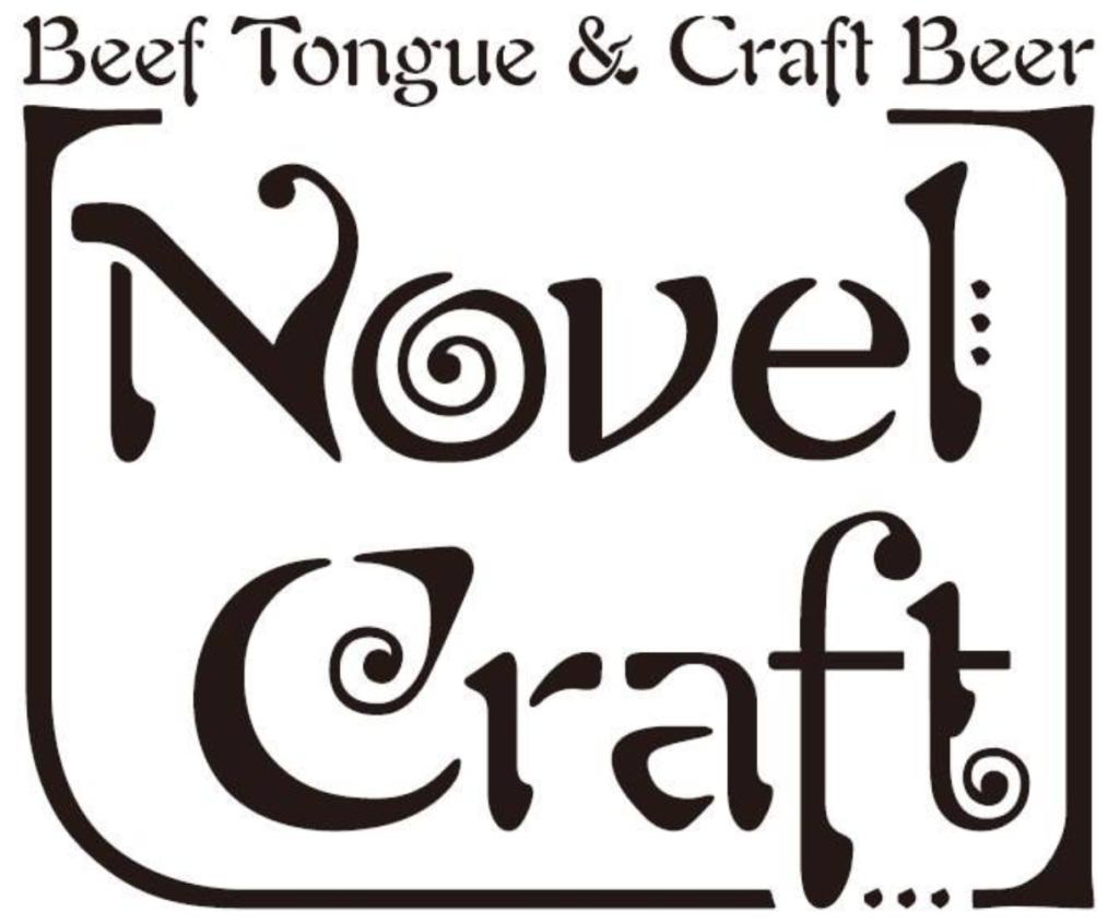 Novel Craft(ロゴ01)