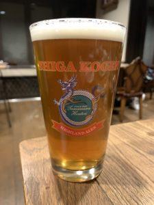 志賀高原ビール(ハウスIPA/リアルエールver.)