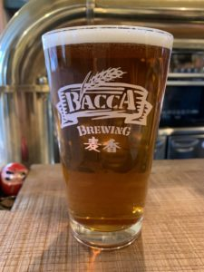 Bacca Brewing(ペールエール もち麦入)