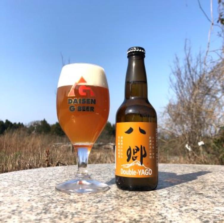 大山Gビール(ダブル八郷)_イメージ01