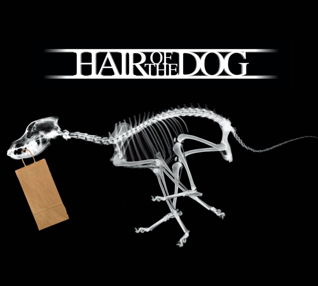 Hair of the Dog(ロゴ1)