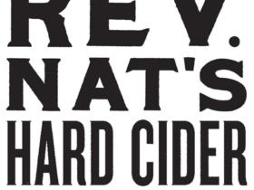 Reverend Nat's Hard Cider(レヴァレンドナッツハードサイダー)_ロゴ01
