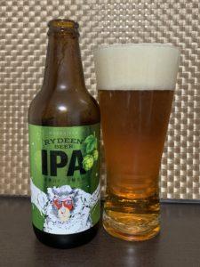 ライディーンビール(IPA)_ボトル02