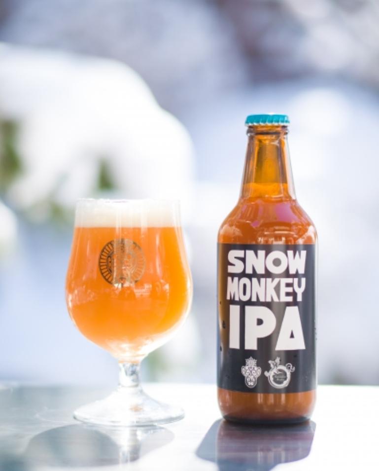 志賀高原ビール(SNOW MONKEY IPA 2020)_イメージ01