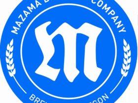 マザマブルーイング(ロゴ1)