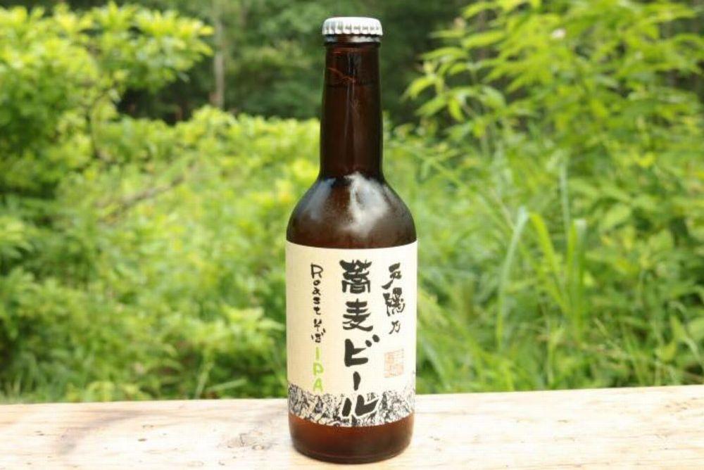 anglo japanese brewing(戸隠乃蕎麦ビール/RoastそばIPA)_2019image01