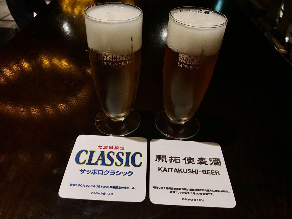 サッポロビール(開拓使麦酒)/2018_01