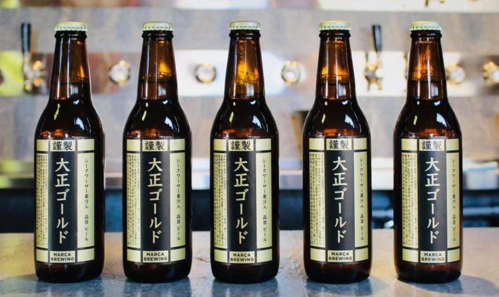 Marca Brewing(大正ゴールド)_イメージ01