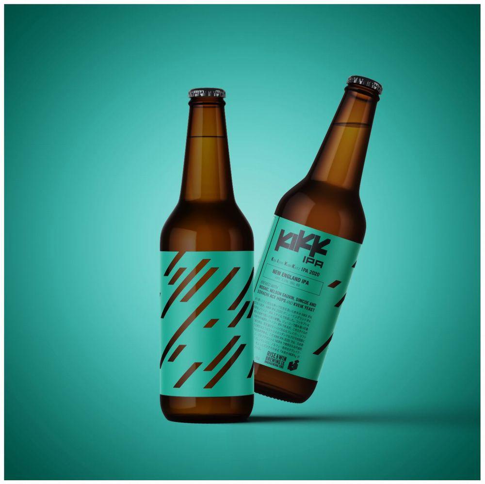 RISE&WIN Brewing(KIKK IPA 2020)_イメージ01