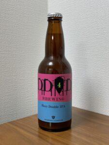 dd4d brewing(ヘイジーダブルIPA)_ボトル01