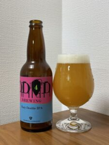 dd4d brewing(ヘイジーダブルIPA)_ボトル02