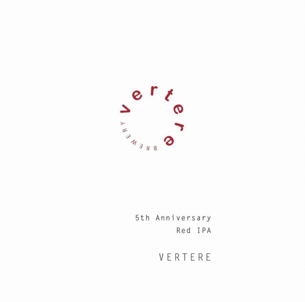 VERTERE(5th Anniversary Red IPA)_イメージ01