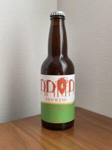 dd4d brewing(ポンカンヘイジートリプルIPA)_ボトル01