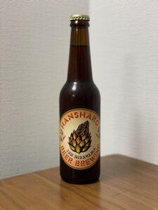 反射炉ビヤ(ロゼ麦酒(Rose Beer)/2021)_ボトル01
