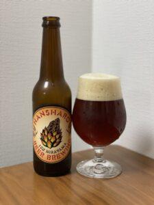 反射炉ビヤ(ロゼ麦酒(Rose Beer)/2021)_ボトル02