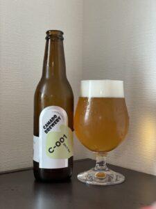 カマドブリュワリー(C-001 -BRUT IPA-)_ボトル02