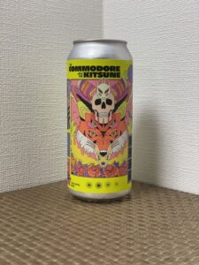 dd4d×ダブルニッケル(ザ コモドレ アンド ザ キツネ)_缶01