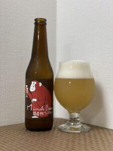箕面ビール(桃ヴァイツェン(白鳳Ver.)/2021)_ボトル02