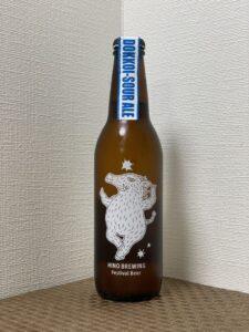 ヒノブルーイング(ドッコイサワーエール)_ボトル01